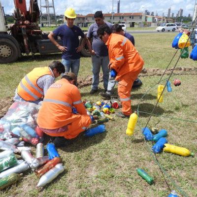 1. Proyecto Arbolito Navideño, Escuela Santa Rosa de Lima (2)