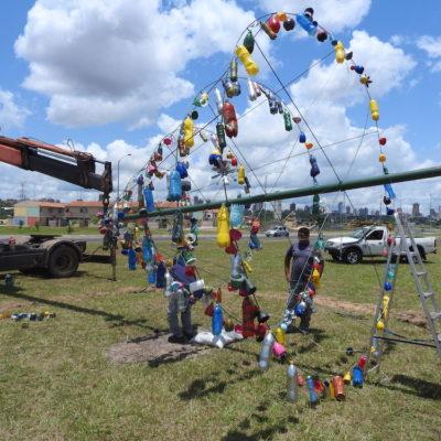 2. Proyecto Arbolito Navideño, Escuela Santa Rosa de Lima (3)