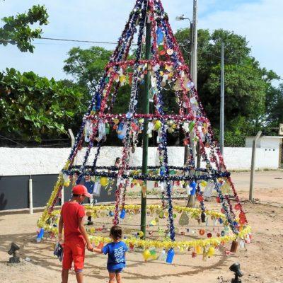 3. Arbolito navideño, Escuela San Vicente de Paul, trabajo listo (1)