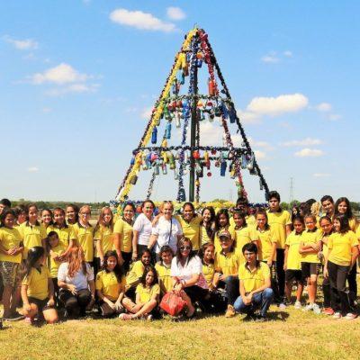 3. Proyecto Arbolito Navideño, Escuela Santa Rosa de Lima (1)