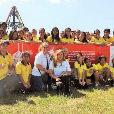 3. Proyecto Arbolito Navideño, Escuela Santa Rosa de Lima (8)