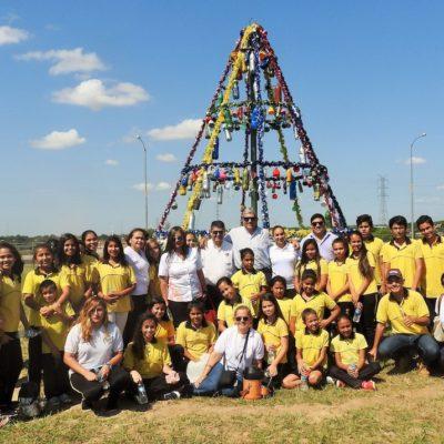 3. Proyecto Arbolito Navideño, Escuela Santa Rosa de Lima (9)