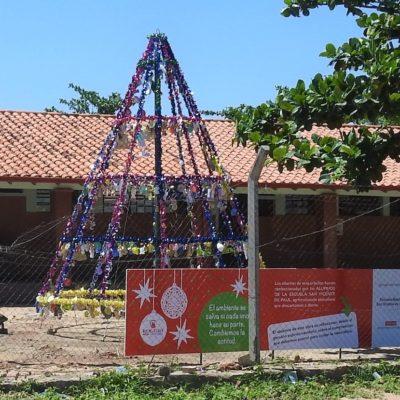 4. Arbolito navideño, Escuela San Vicente de Paul (4)