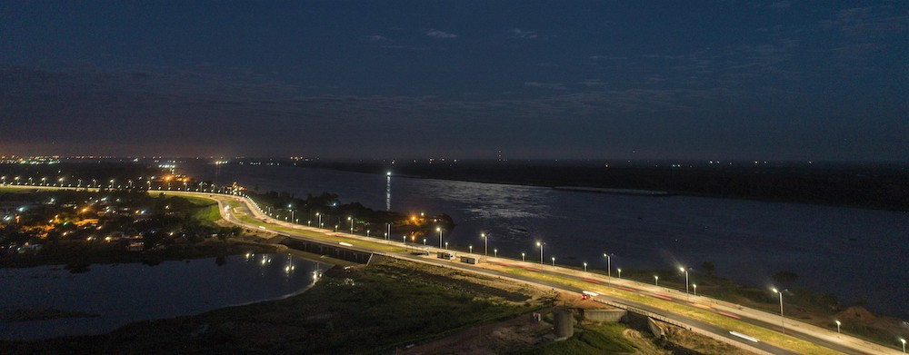 Caminos, Costanera de Asunción (1)