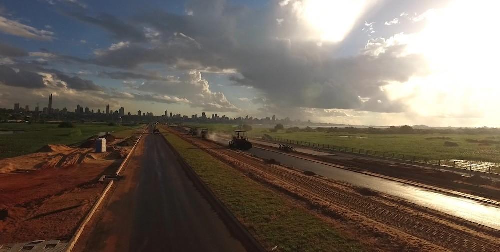 Caminos, Costanera de Asunción (13)