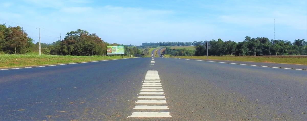 Caminos, ampliación de la Ruta ex 7 (2)