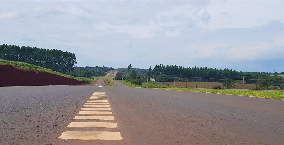Caminos, ampliación de la Ruta ex 7 (3)