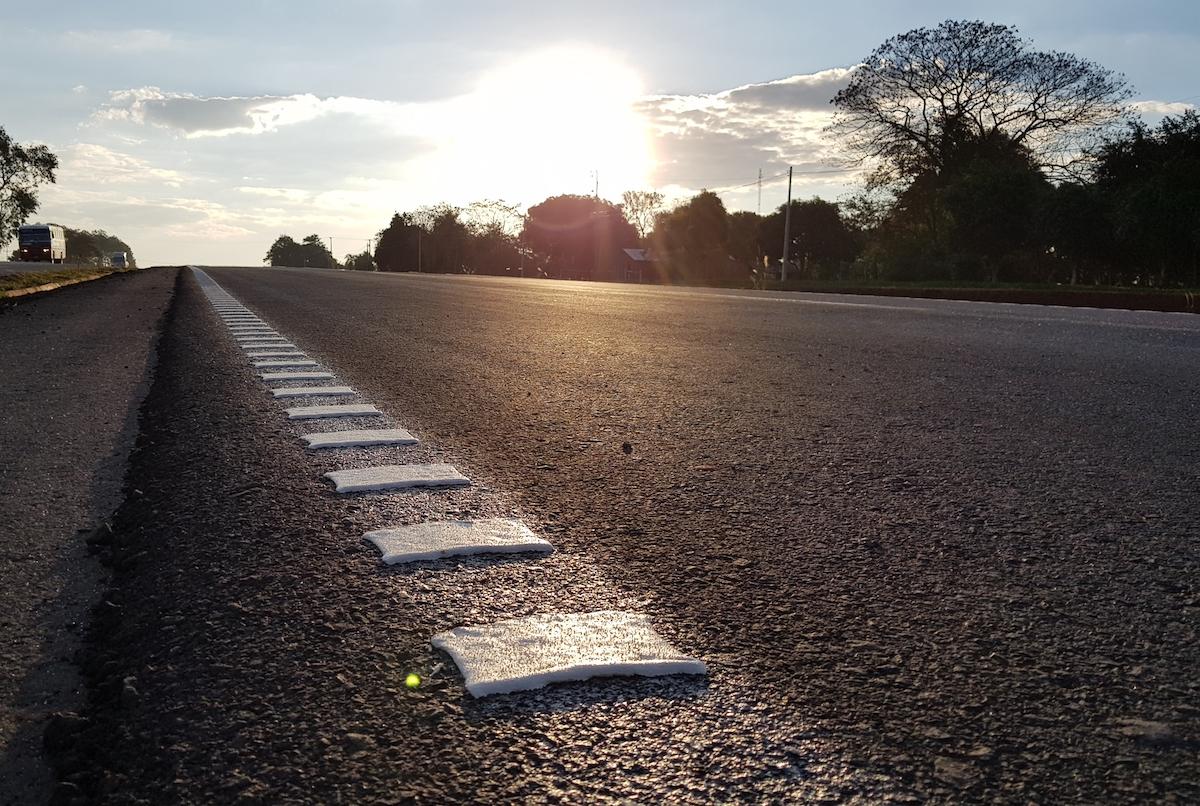 Caminos, ampliación de la Ruta ex 7, Paraguay (3)