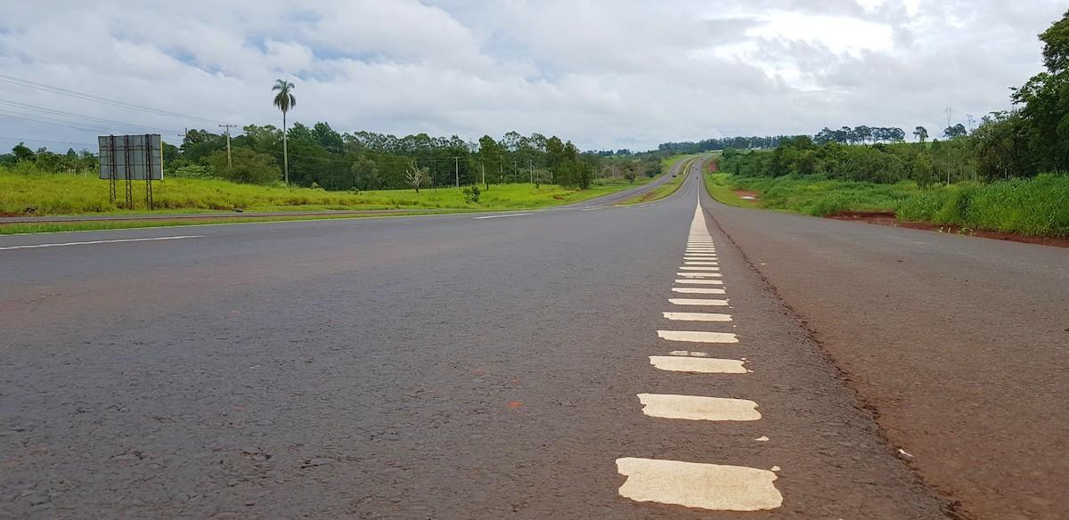 Caminos, ampliación de la Ruta ex 7, Paraguay (5)
