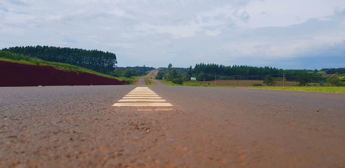 Caminos, ampliación de la Ruta ex 7, Paraguay (6)