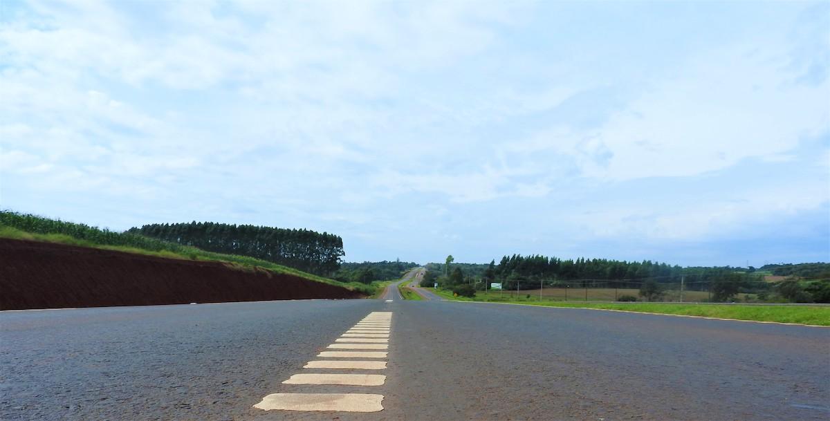 Caminos, ampliación de la Ruta ex 7, Paraguay (7)