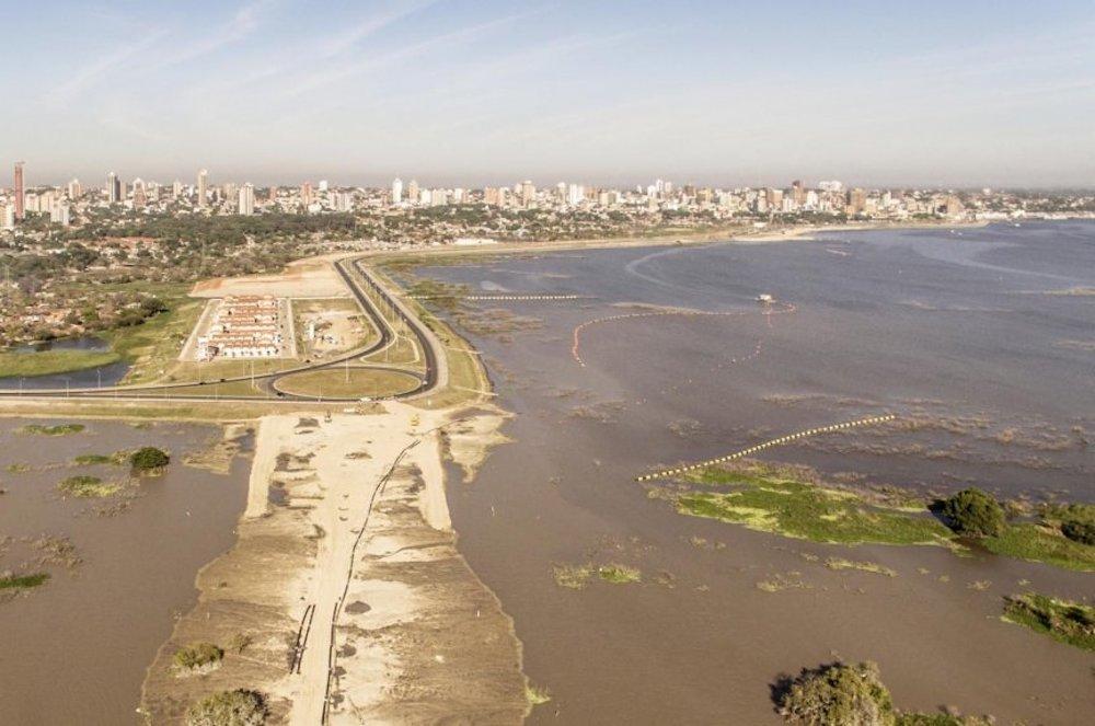 Costanera de Asunción, en construcción (13)