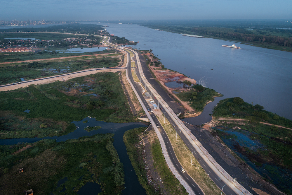 Costanera de Asunción, obra finalizada (5)