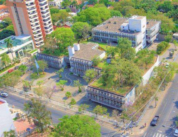 Embajada de Argentina en Asunción, Paraguay (2)