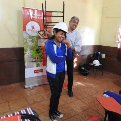 Roggio en la Comunidad, Colegio Asunción Escalada (Juan E. O_Leary) (10)