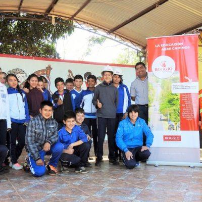 Roggio en la Comunidad, Colegio Asunción Escalada (Juan E. O_Leary) (11)