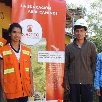 Roggio en la Comunidad, Colegio Asunción Escalada (Juan E. O_Leary) (2)