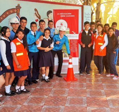 Roggio en la Comunidad, Colegio Asunción Escalada (Juan E. O_Leary) (8)
