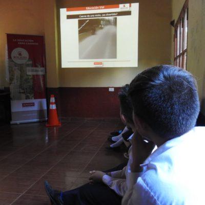 Roggio en la Comunidad, Colegio San Agustín, Juan E. O_Leary, Itapúa (17)