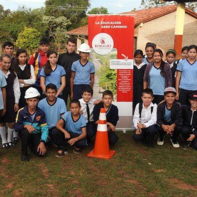 Roggio en la Comunidad, Colegio San Agustín, Juan E. O_Leary, Itapúa (18)