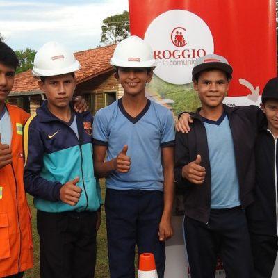Roggio en la Comunidad, Colegio San Agustín, Juan E. O_Leary, Itapúa (19)