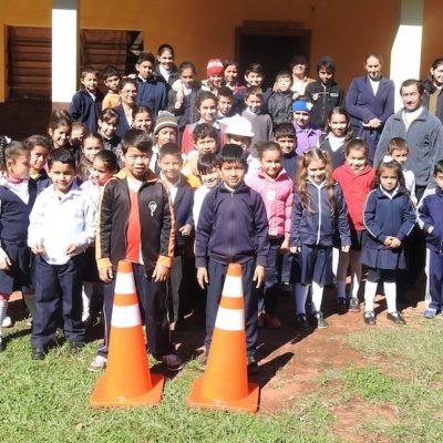 Roggio en la Comunidad, Colegio San Agustín, Juan E. O_Leary, Itapúa (21)