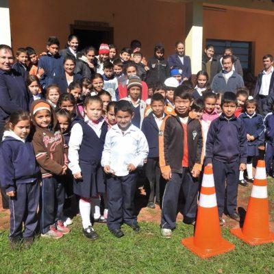 Roggio en la Comunidad, Colegio San Agustín, Juan E. O_Leary, Itapúa (22)