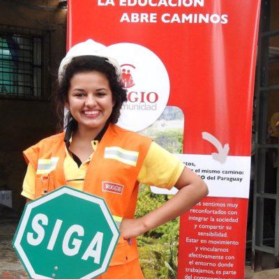 Roggio en la Comunidad, Colegio Santa Rosa de Lima (Asunción) (10)