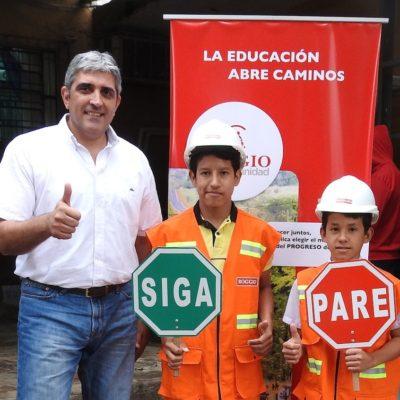 Roggio en la Comunidad, Colegio Santa Rosa de Lima (Asunción) (11)