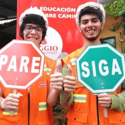 Roggio en la Comunidad, Colegio Santa Rosa de Lima (Asunción) (14)