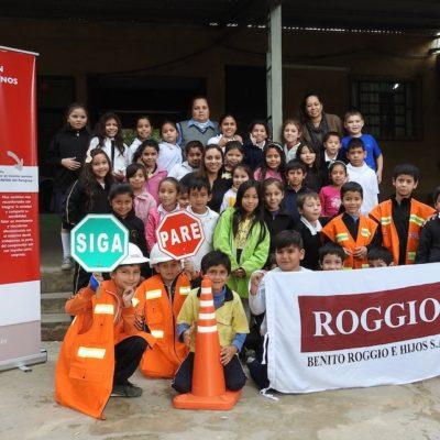 Roggio en la Comunidad, Colegio Santa Rosa de Lima (Asunción) (19)