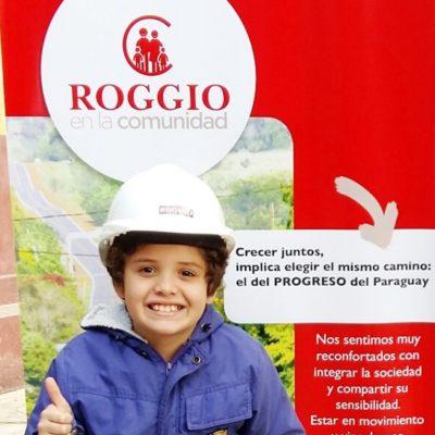 Roggio en la Comunidad, Colegio Santa Rosa de Lima (Asunción) (3)