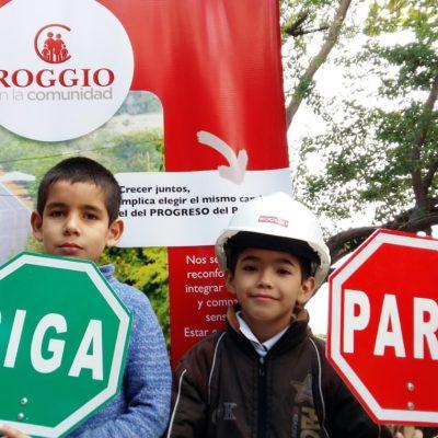 Roggio en la Comunidad, Colegio Santa Rosa de Lima (Asunción) (4)