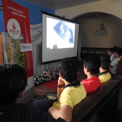 Roggio en la Comunidad, Colegio Santa Rosa de Lima (Asunción) (5)
