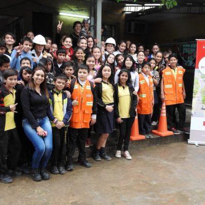 Roggio en la Comunidad, Colegio Santa Rosa de Lima (Asunción) (9)