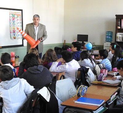 Roggio en la Comunidad, Escuela Artigas (Asunción) (10)