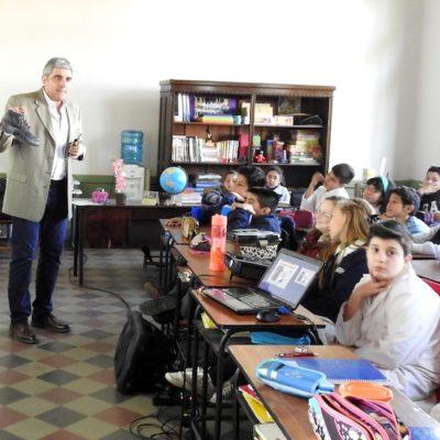 Roggio en la Comunidad, Escuela Artigas (Asunción) (11)