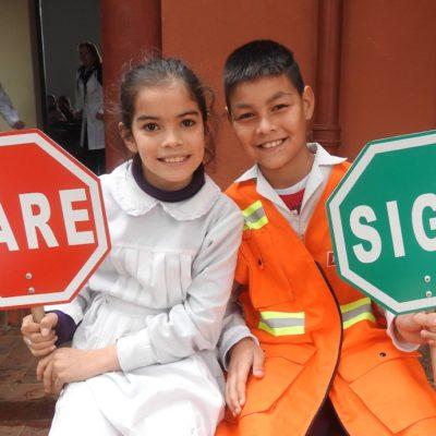 Roggio en la Comunidad, Escuela Artigas (Asunción) (14)
