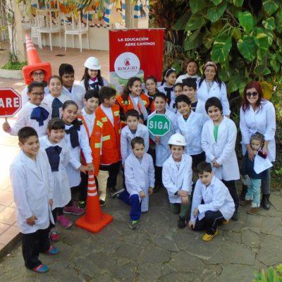 Roggio en la Comunidad, Escuela Artigas (Asunción) (16)