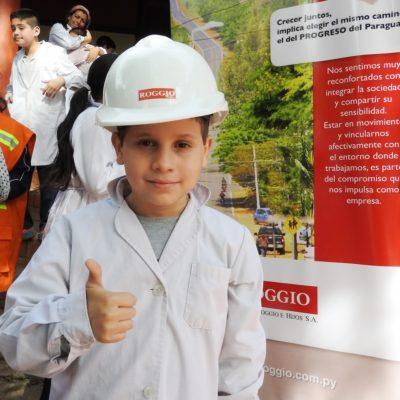 Roggio en la Comunidad, Escuela Artigas (Asunción) (17)