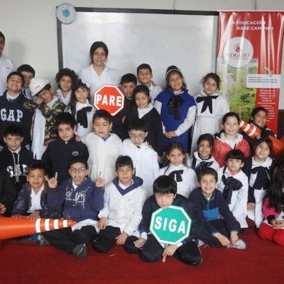 Roggio en la Comunidad, Escuela Artigas (Asunción) (4)