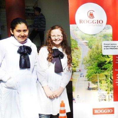 Roggio en la Comunidad, Escuela Artigas (Asunción) (7)