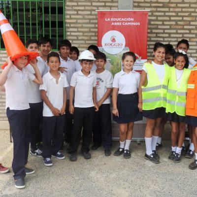 Roggio en la Comunidad, Escuela Fray Bartolomé de las Casas (Asunción) (11)