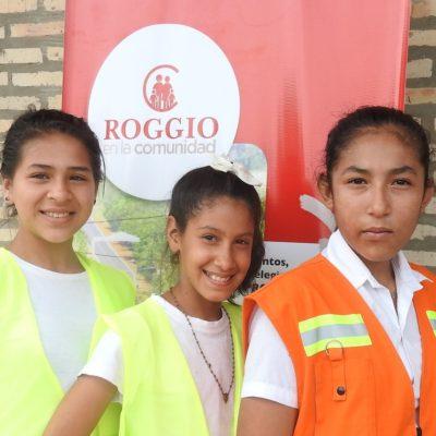 Roggio en la Comunidad, Escuela Fray Bartolomé de las Casas (Asunción) (12)