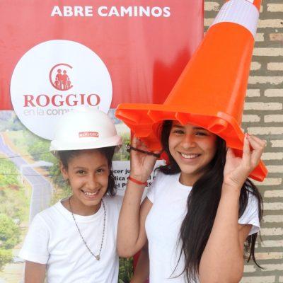 Roggio en la Comunidad, Escuela Fray Bartolomé de las Casas (Asunción) (14)