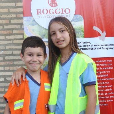 Roggio en la Comunidad, Escuela Fray Bartolomé de las Casas (Asunción) (16)