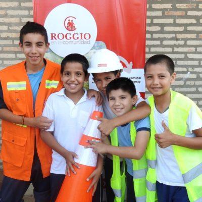 Roggio en la Comunidad, Escuela Fray Bartolomé de las Casas (Asunción) (17)