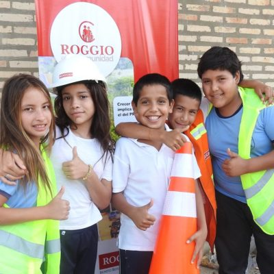 Roggio en la Comunidad, Escuela Fray Bartolomé de las Casas (Asunción) (20)