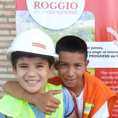 Roggio en la Comunidad, Escuela Fray Bartolomé de las Casas (Asunción) (21)