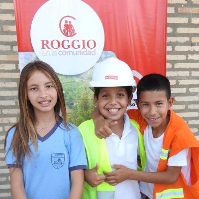 Roggio en la Comunidad, Escuela Fray Bartolomé de las Casas (Asunción) (22)